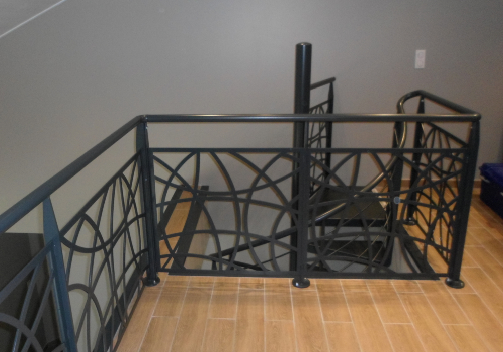 cctp garde corps acier galvanis id e inspirante pour la conception de la maison. Black Bedroom Furniture Sets. Home Design Ideas